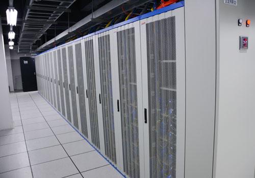 汇建案例-大连神州云IDC数据中心