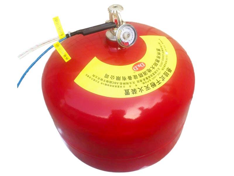 热敏线电源双控贮压式